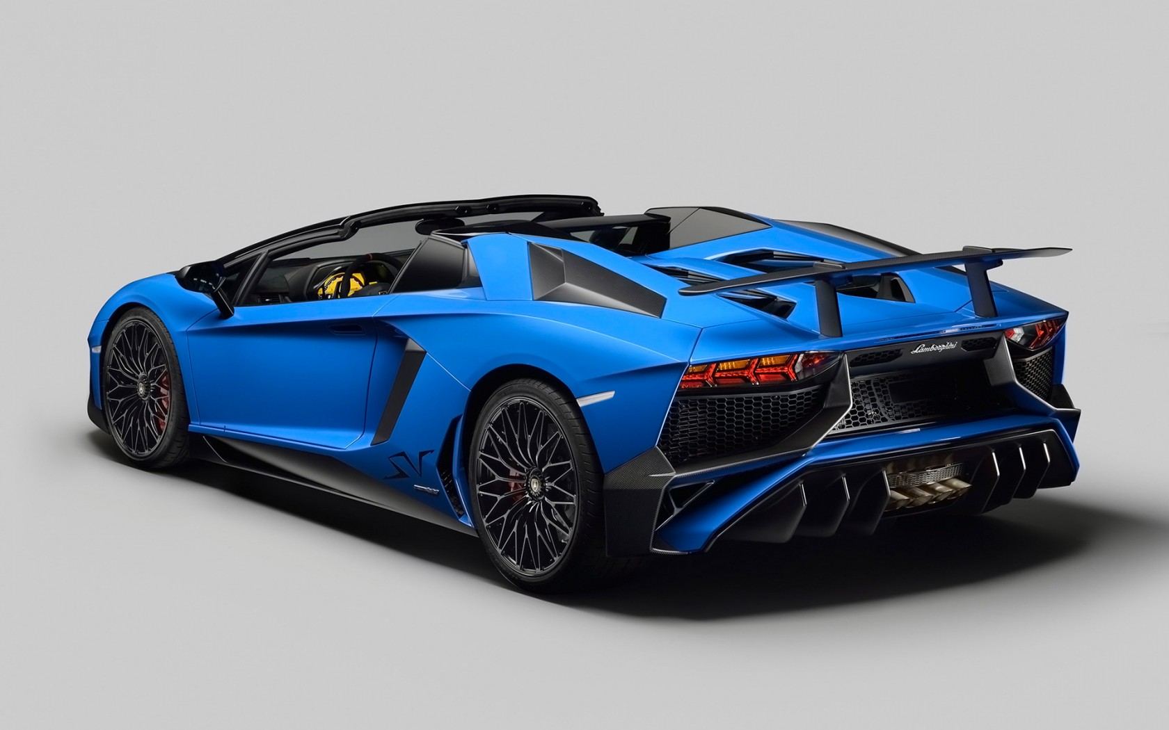 2016 Lamborghini Aventador LP750 4 SV Roadster 2 Wallpaper  HD Car