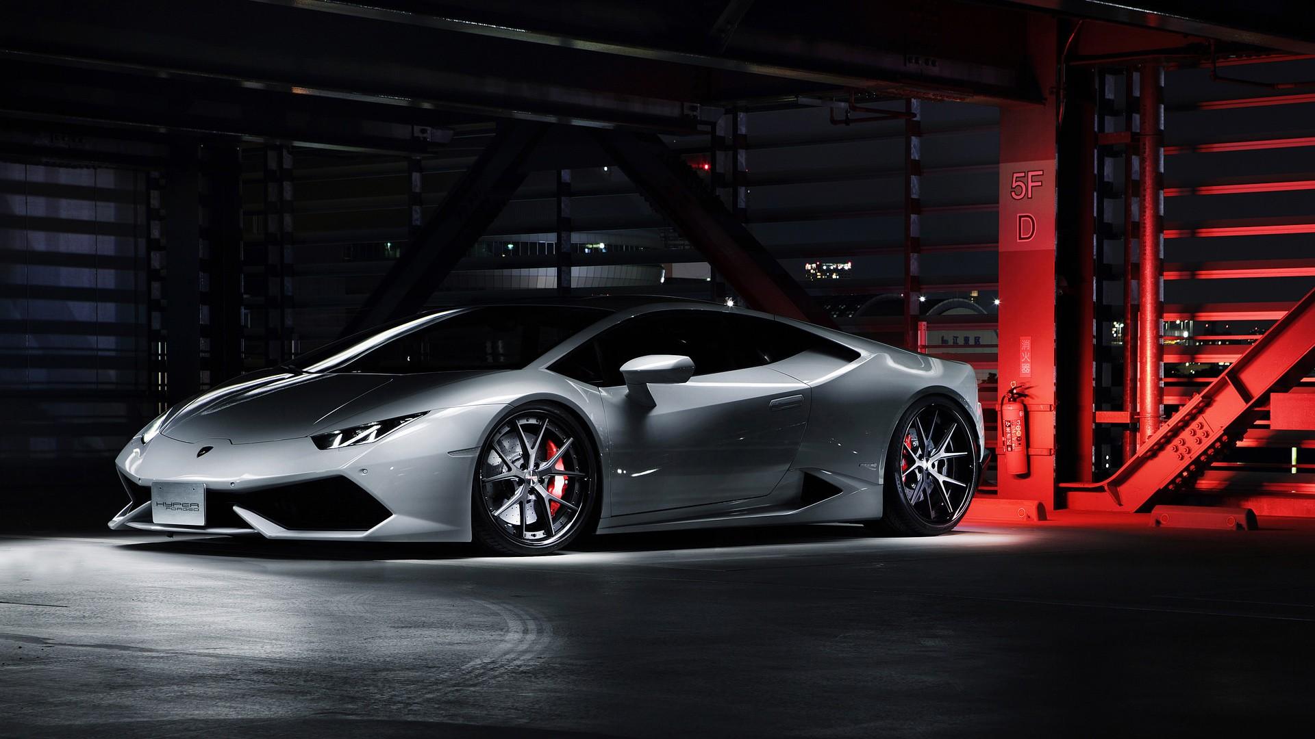 2016 Lamborghini Huracan Lp640 4 Wallpaper Hd Car