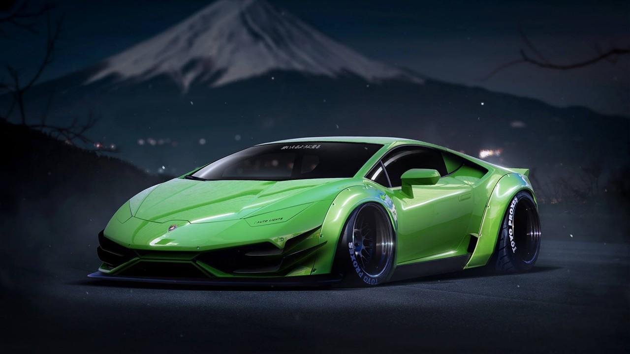2016 Lamborghini Huracan LP640 4 Superleggera Wallpaper ...