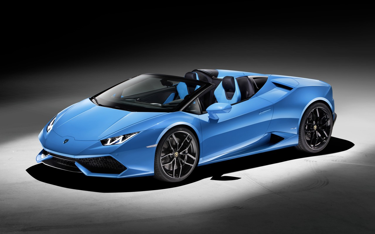 2016 lamborghini huracan lp 610 4 spyder 2 wallpaper hd. Black Bedroom Furniture Sets. Home Design Ideas