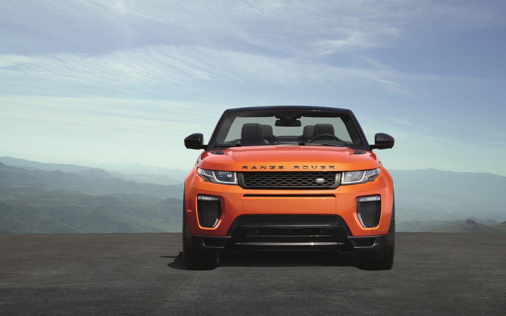 2016 Land Rover Range Rover Evoque Convertible 3 Wallpaper