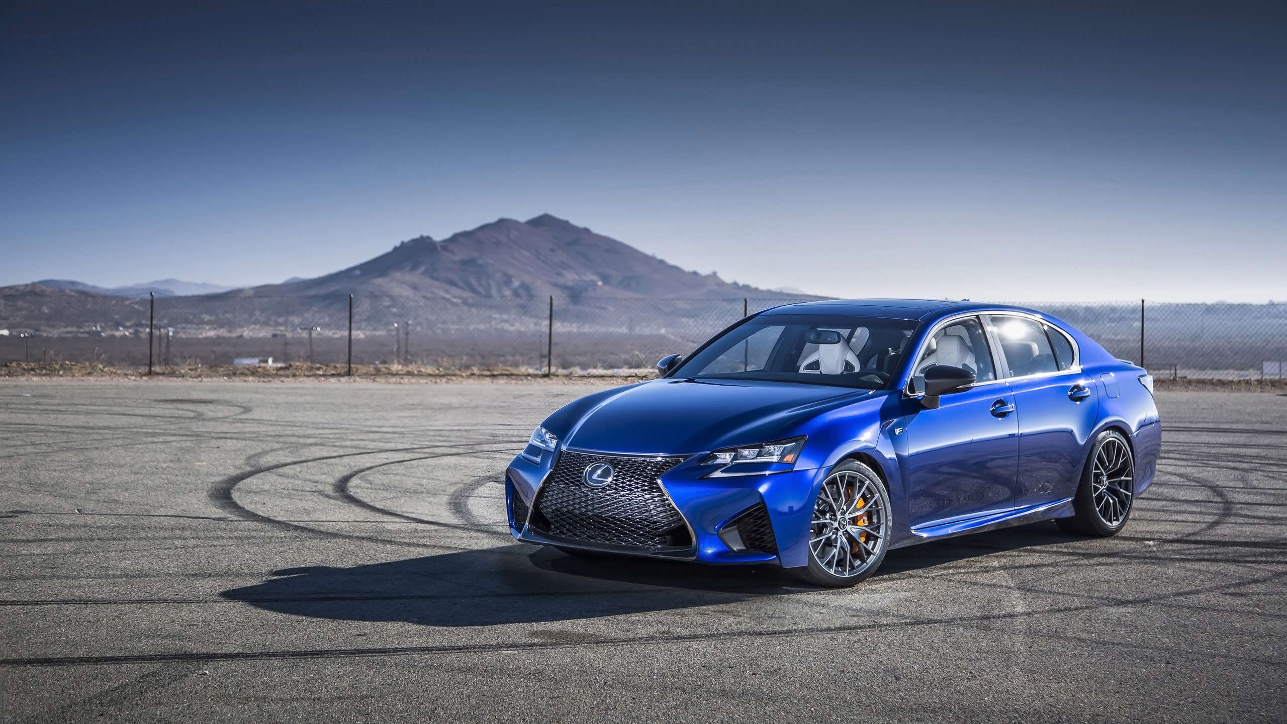 2016 Lexus GS F Wallpaper | HD Car Wallpapers | ID #5067