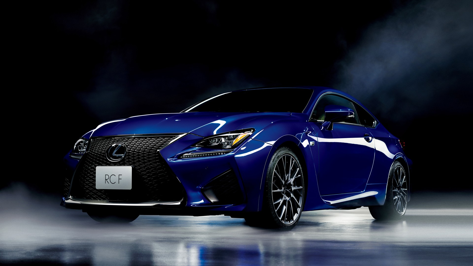 2016 Lexus Rc F Sport Coupe 4k Wallpaper Hd Car