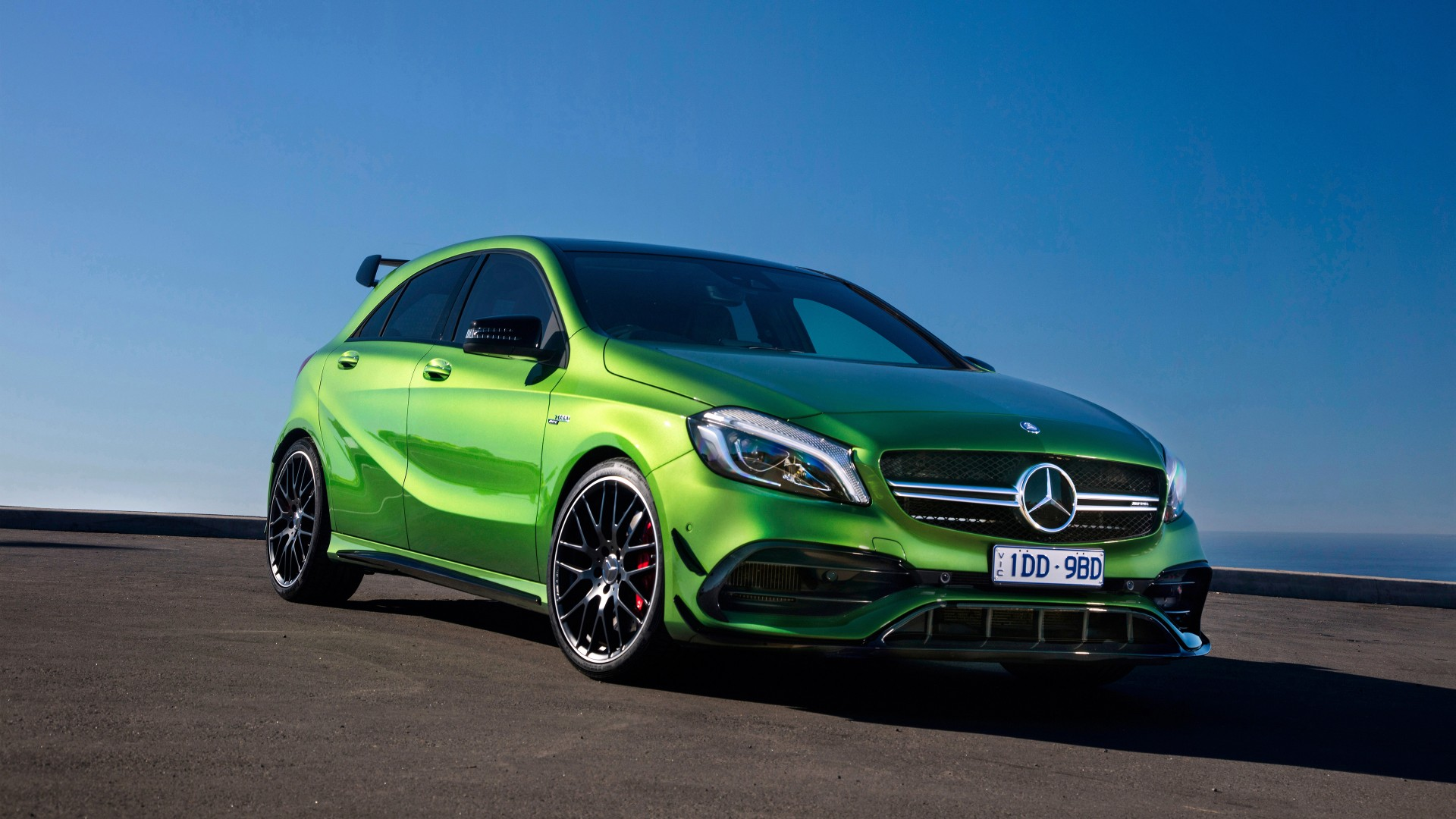 2016 Mercedes Benz A Class Wallpaper | HD Car Wallpapers | ID #6437