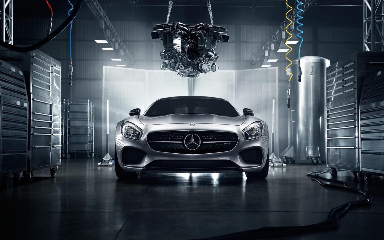 2016 Mercedes Benz AMG GT S Wallpaper   HD Car Wallpapers ...
