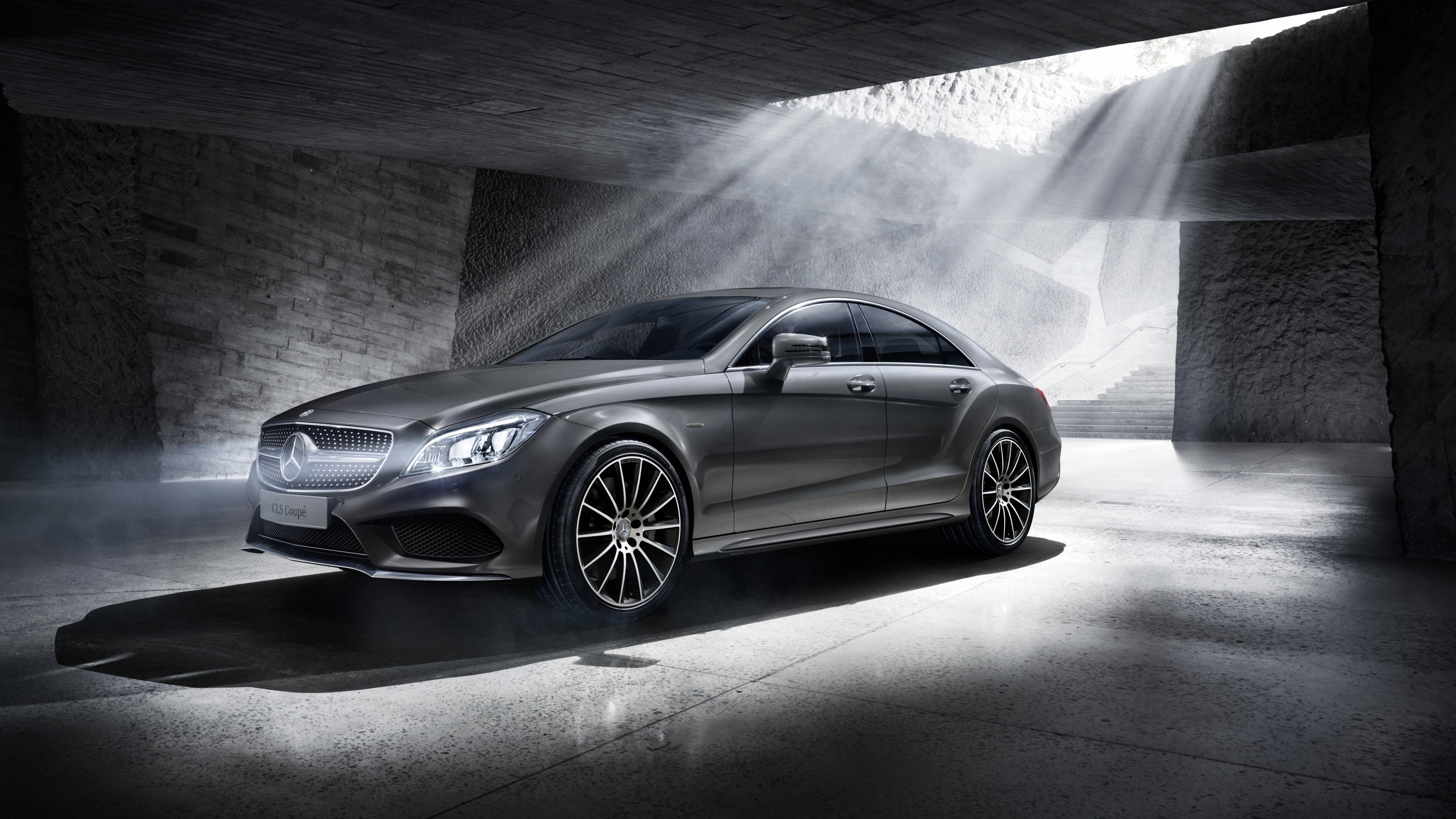 2016 mercedes benz cls coupe final edition wallpaper hd. Black Bedroom Furniture Sets. Home Design Ideas