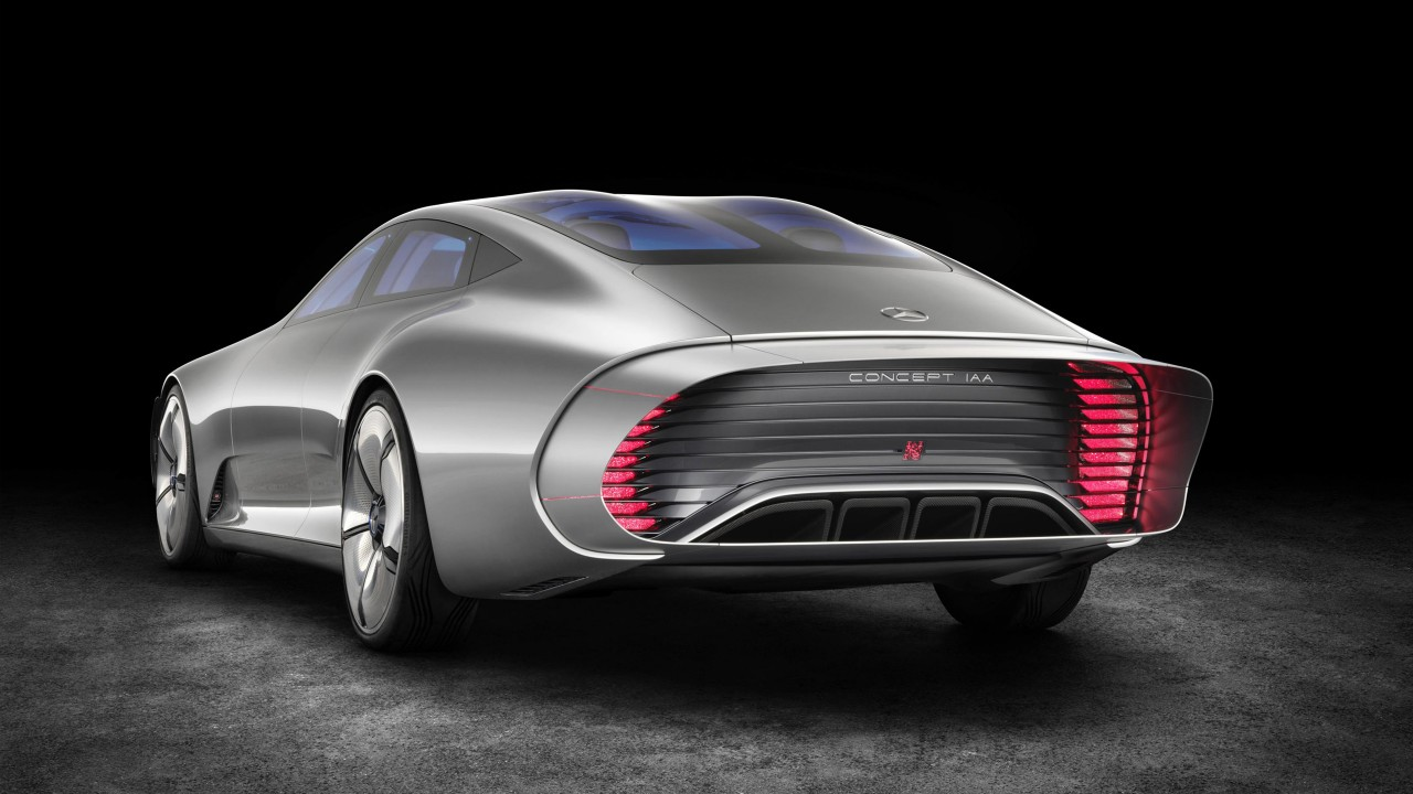 2016 mercedes benz concept iaa 4 wallpaper hd car for Cars of mercedes benz