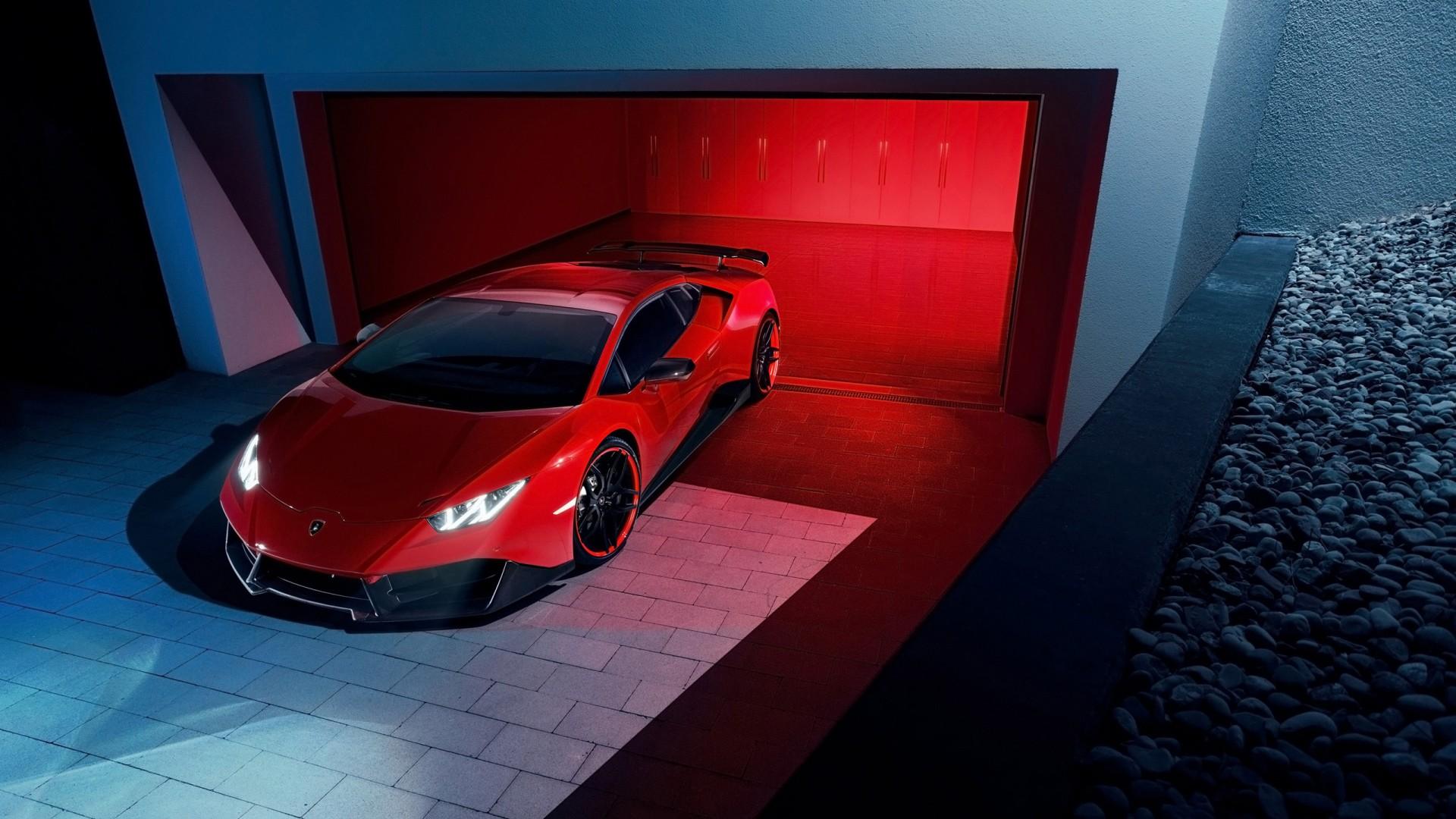 2016 Novitec Torado Lamborghini Huracan Rwd Coupe