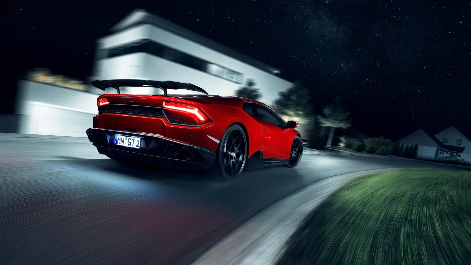 2016 Novitec Torado Lamborghini Huracan Rwd Coupe 2