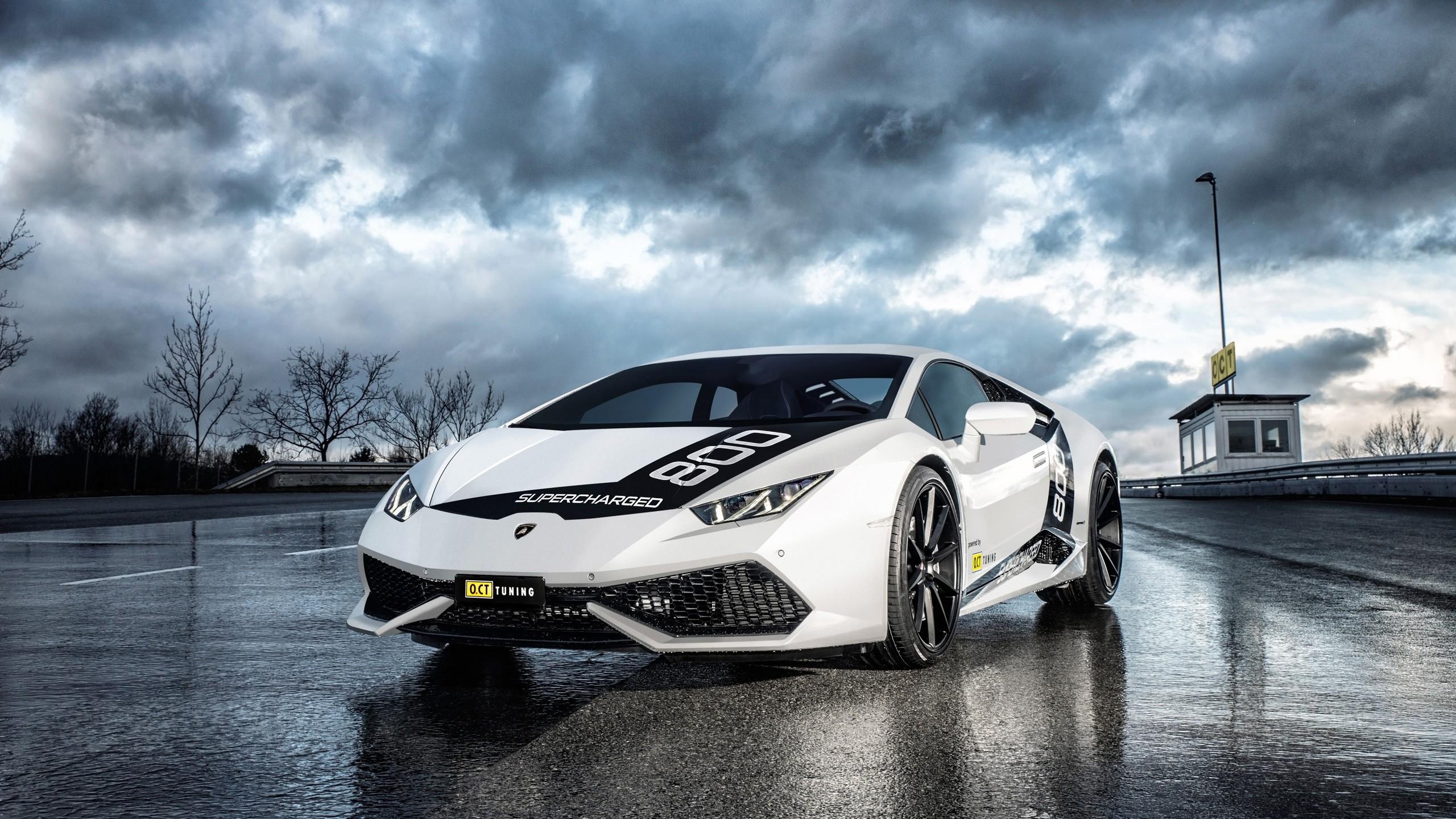 2016 OCT Tuning Lamborghini Huracan O CT800 2 Wallpaper