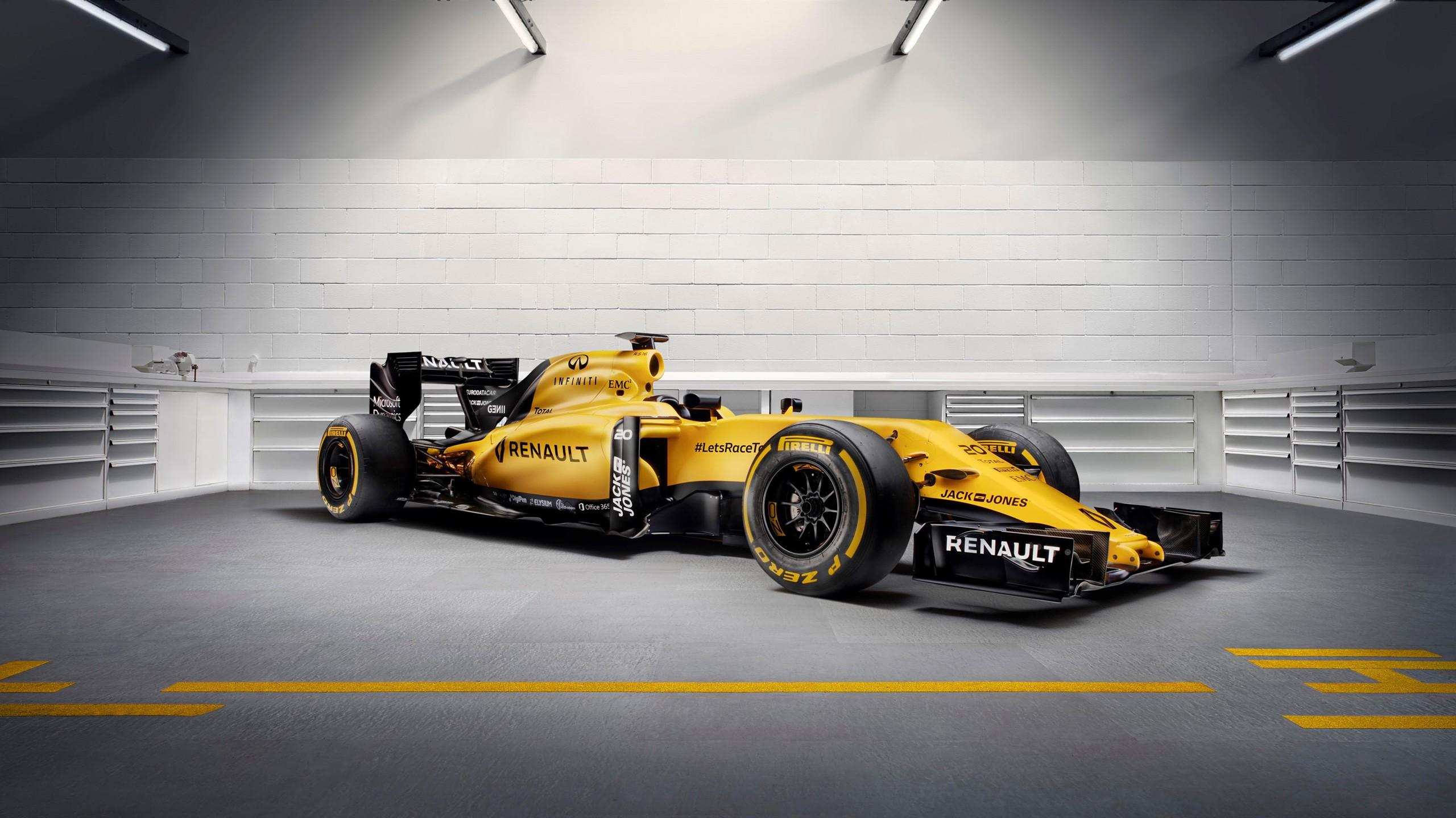 2016 Renault RS16 Formula 1 Wallpaper | HD Car Wallpapers | ID #6320