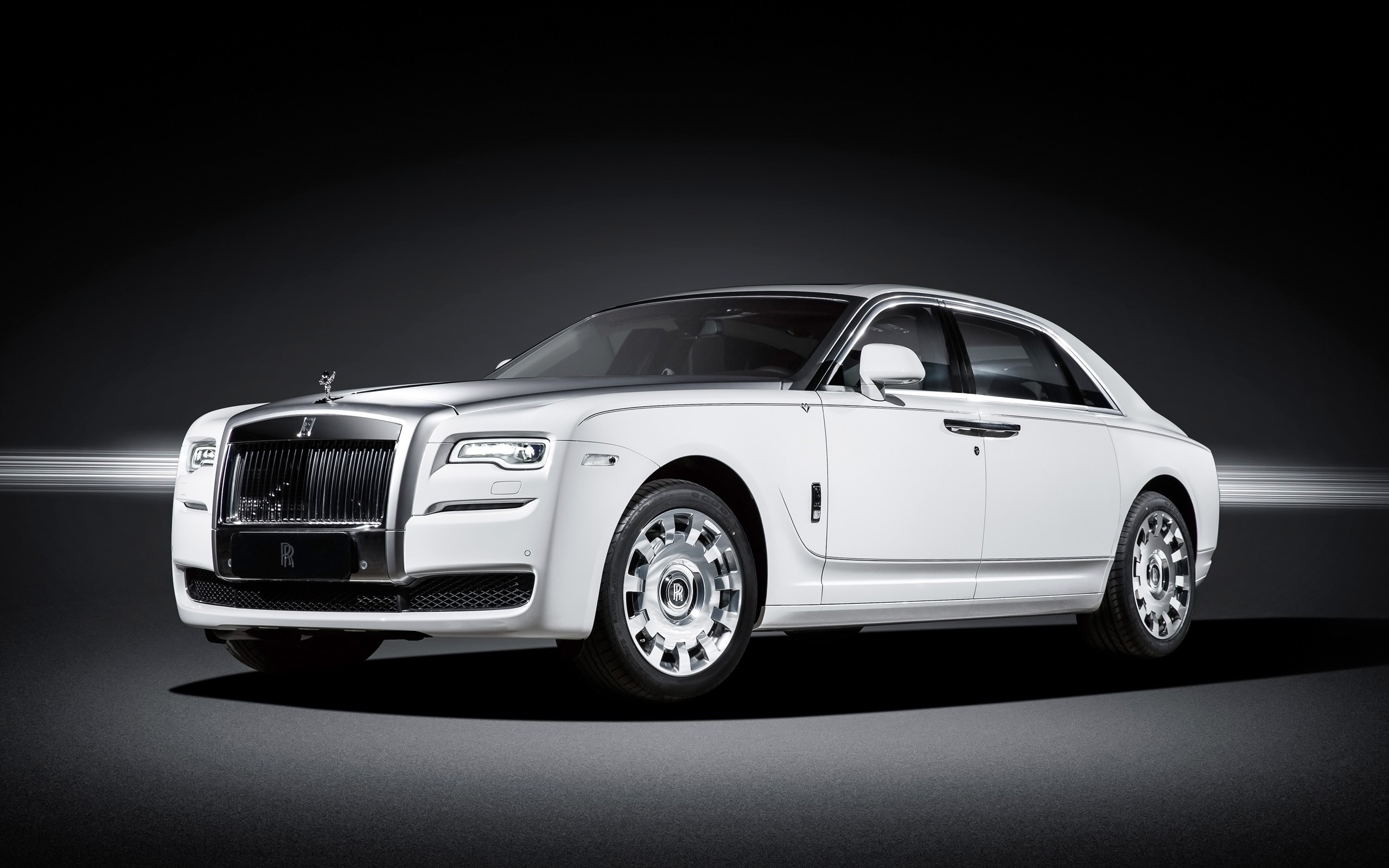 2016 rolls royce ghost eternal love wallpaper hd car