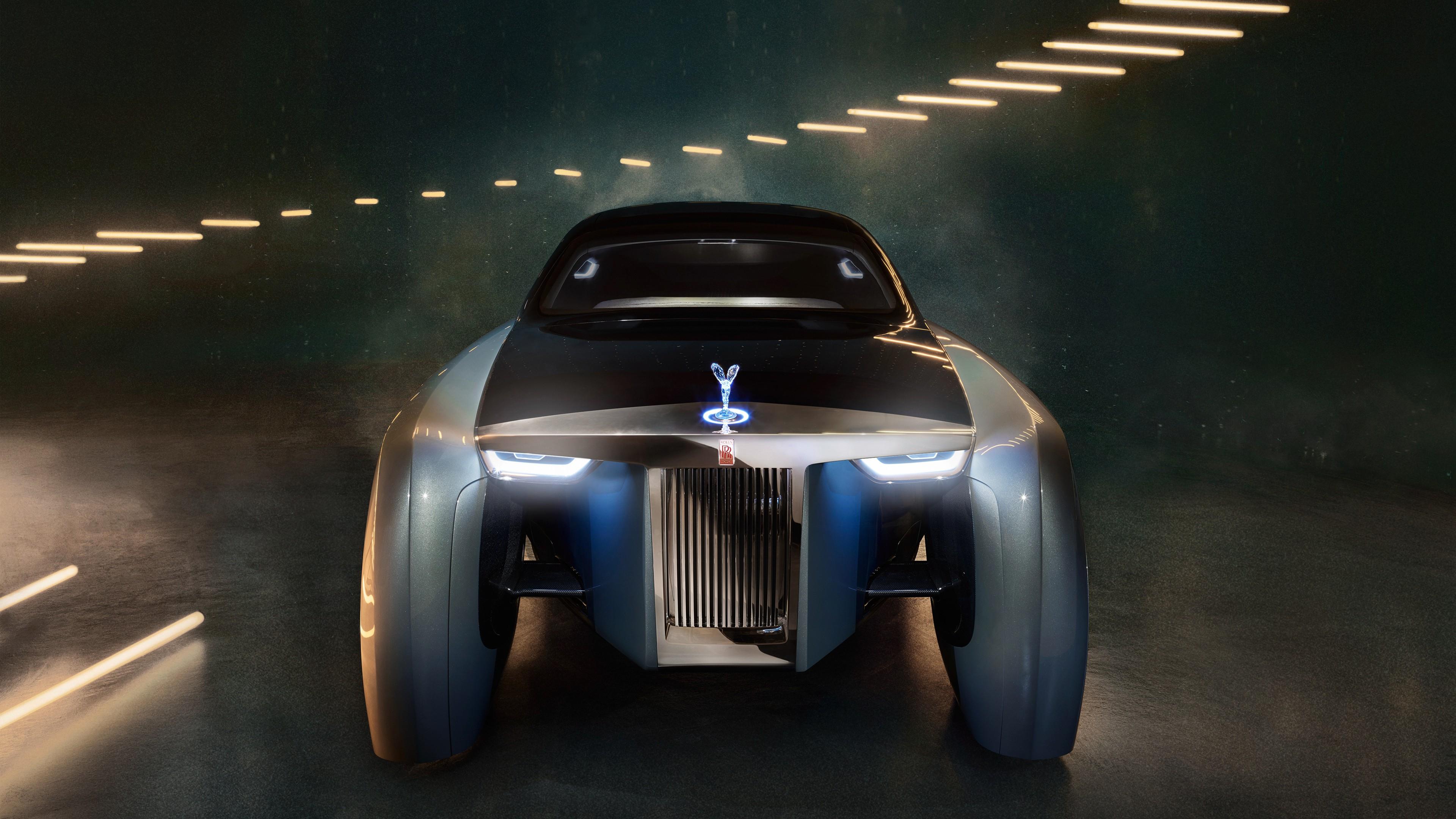 2016 Rolls Royce Vision Next 100 8 Wallpaper | HD Car ...