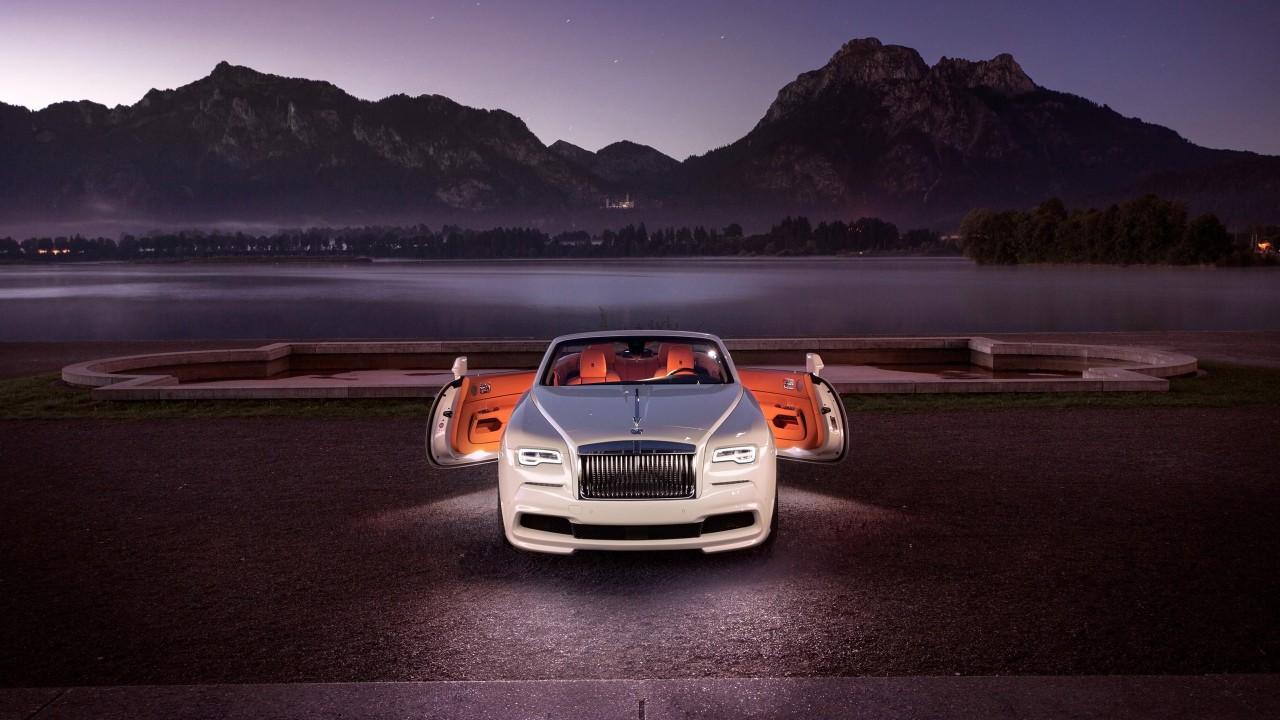 2016 Spofec Rolls Royce Dawn 2 Wallpaper Hd Car