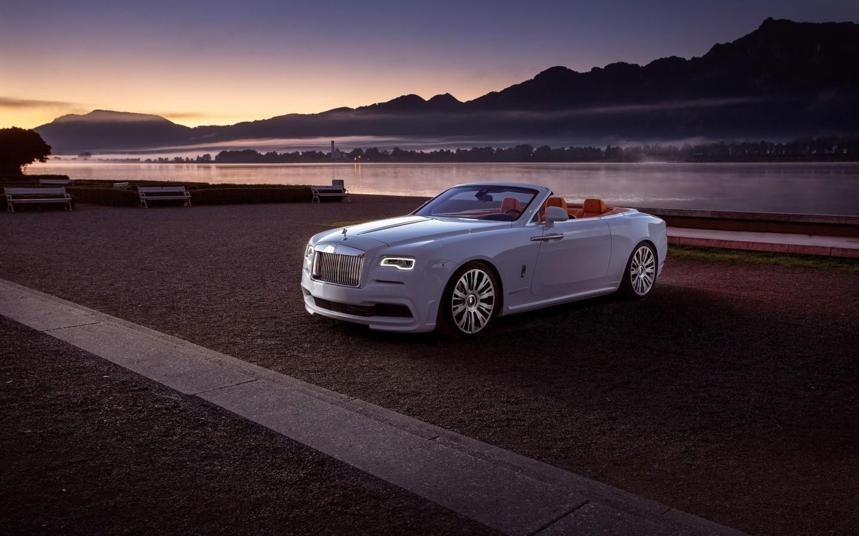 2016 Spofec Rolls Royce Dawn 3 Wallpaper Hd Car