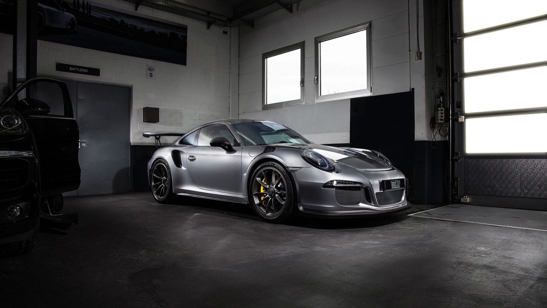 2016 TechArt Porsche 911 GT3 RS Carbon Sport 2 Wallpaper