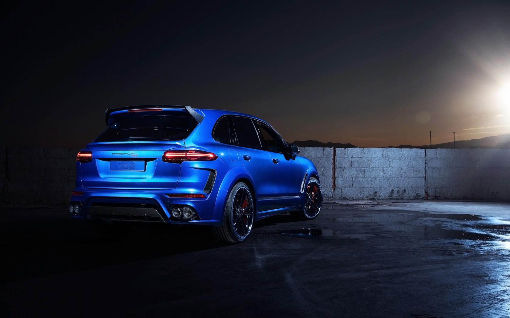 2016 Dodge Magnum >> 2016 TechArt Porsche Cayenne Magnum Sport 2 Wallpaper | HD ...