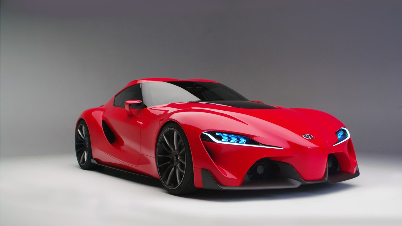 2016 toyota ft1 concept wallpaper hd car wallpapers id