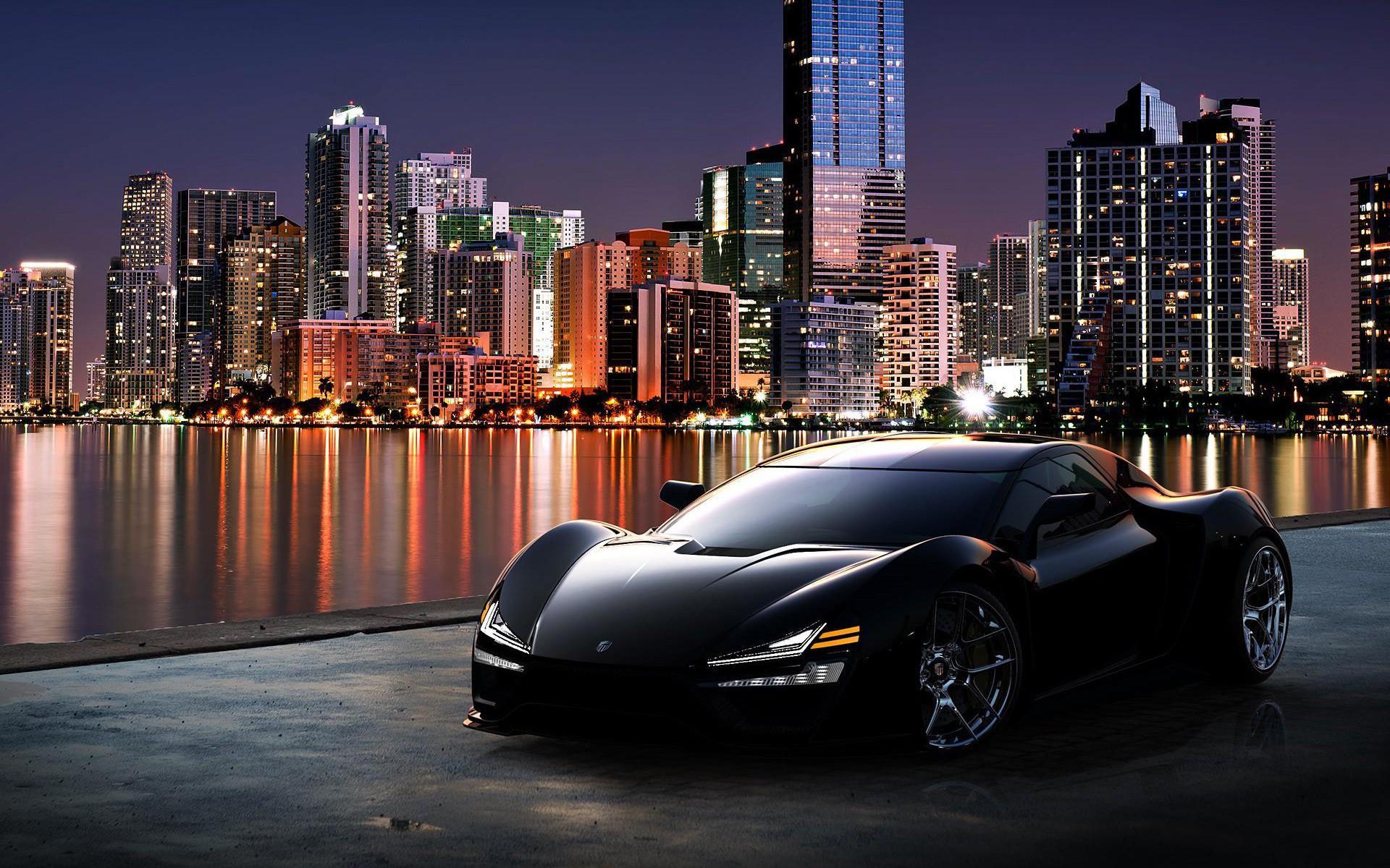 Background Car Hd Wallpapers Cities: 2016 Trion Nemesis RR Wallpaper