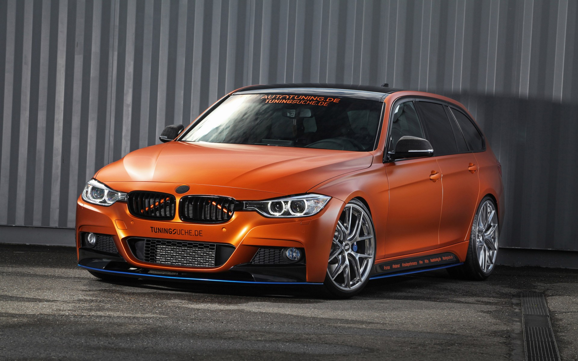 2016 tuningsuche BMW 328i Rouring F31 Wallpaper | HD Car ...