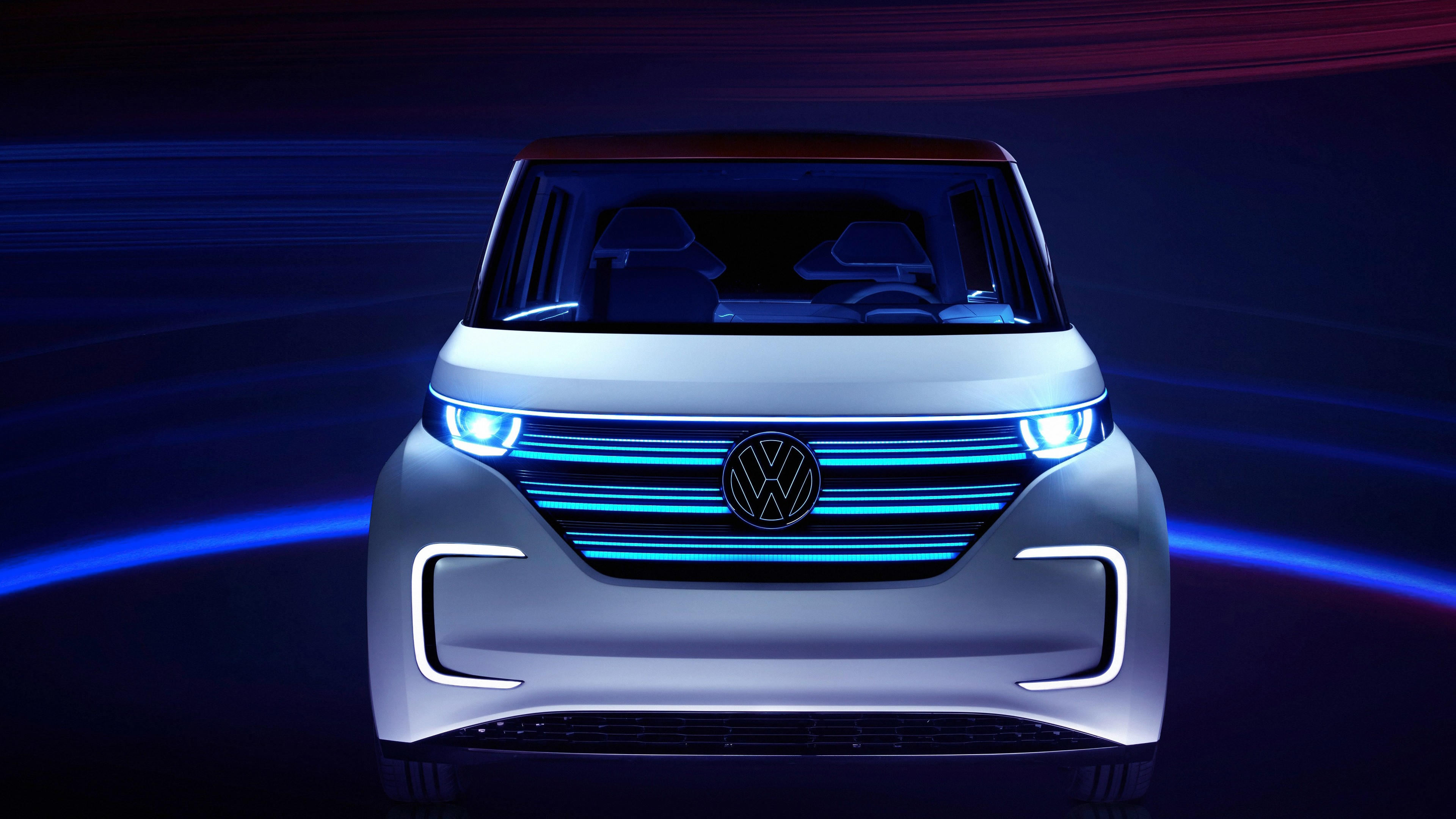 2016 Volkswagen BUDD E Electric Car Wallpaper