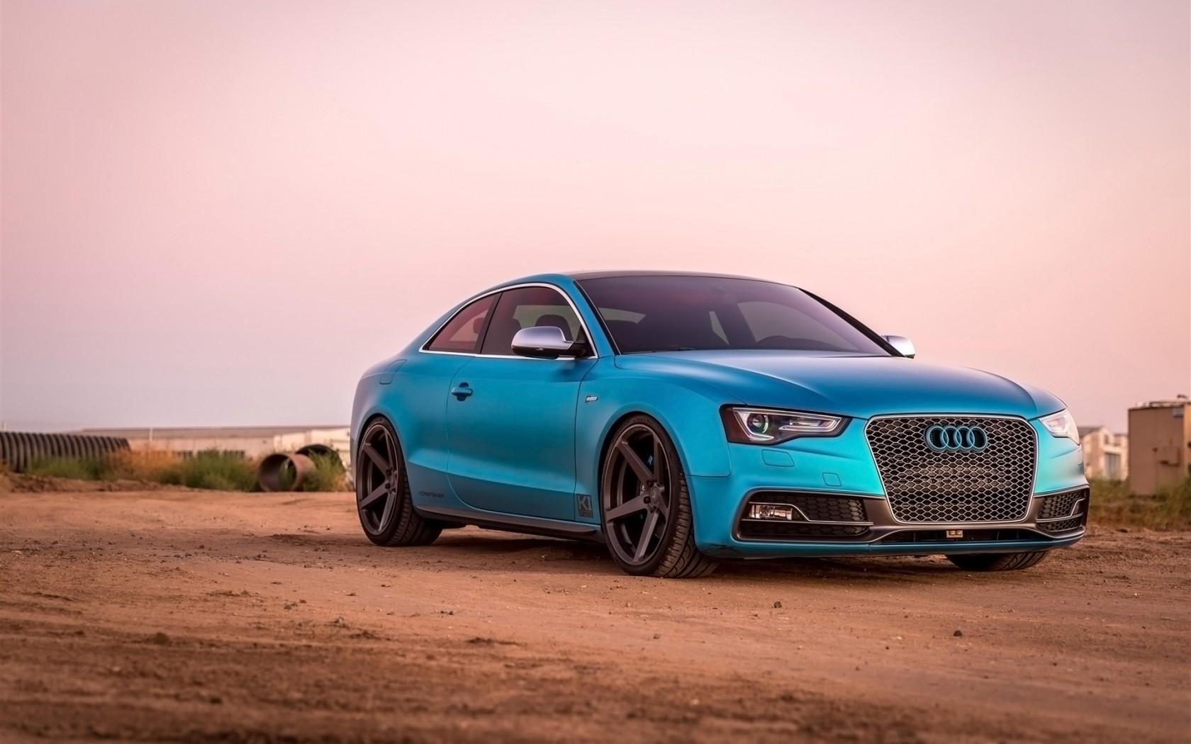 2016 Vorsteiner Audi S5 V FF 104 Carbon Graphite Wallpaper | HD Car Wallpapers | ID #6808