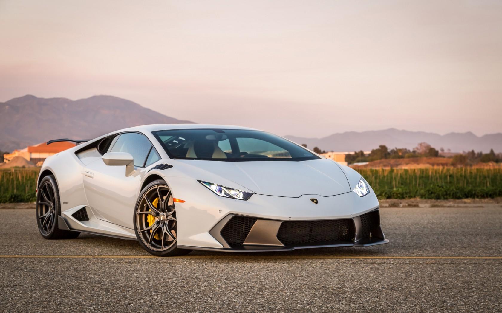2016 Vorsteiner Lamborghini Huracan Novara White 2 ...