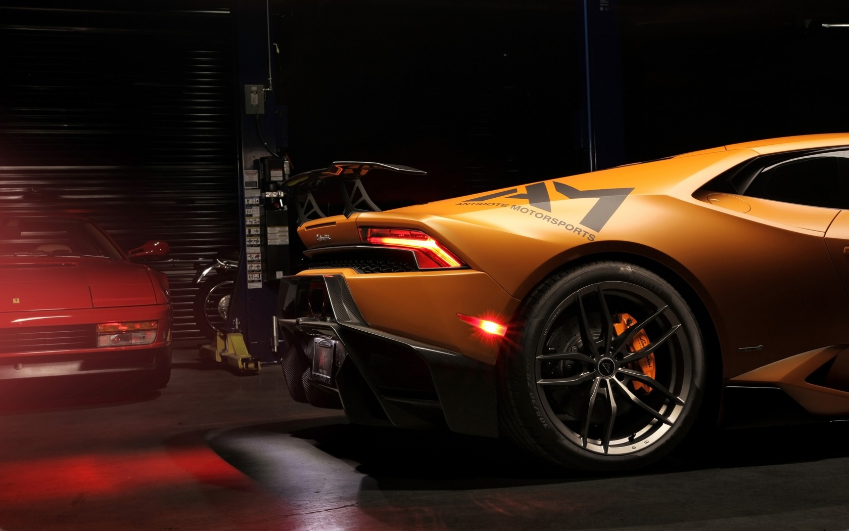 2016 Vorsteiner Lamborghini Huracan V FF 105 2 Wallpaper ...
