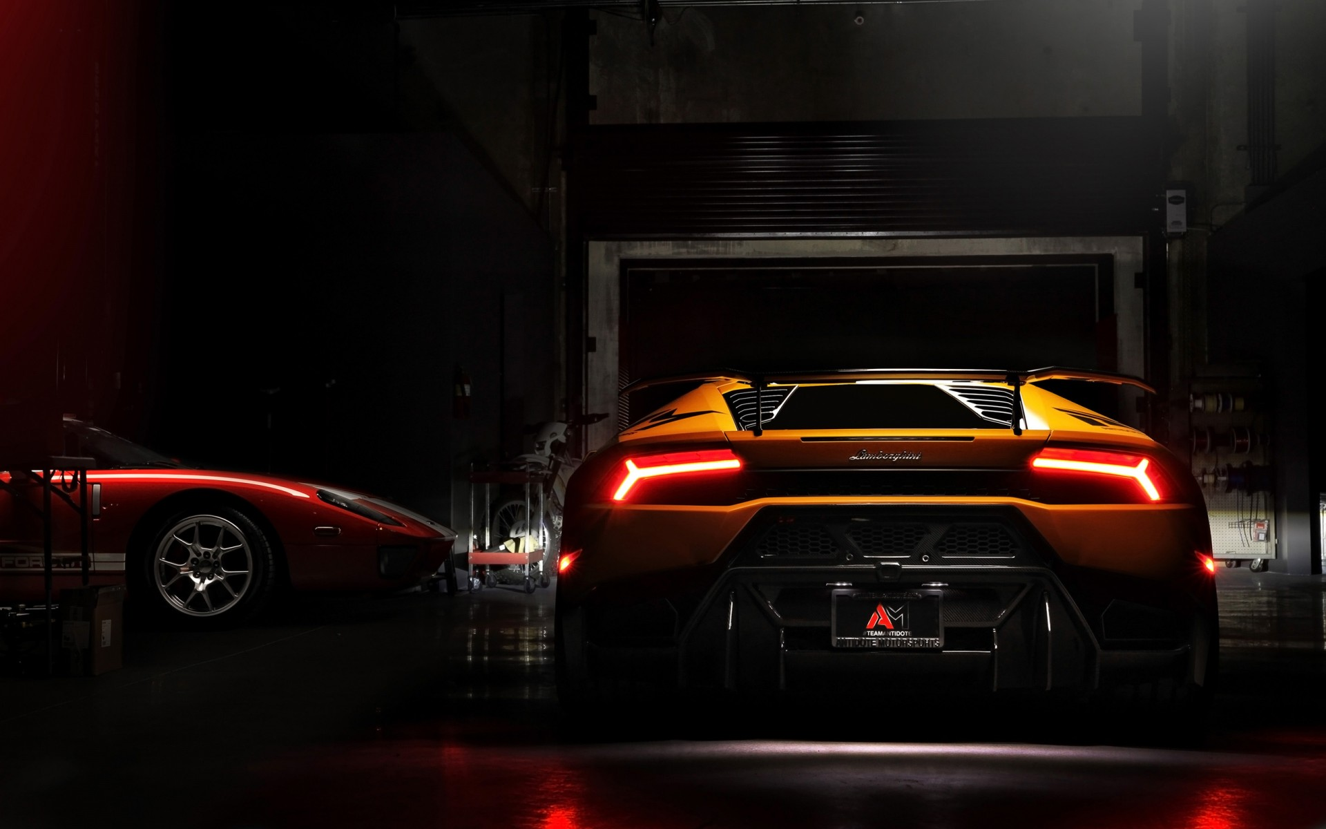 2016 Vorsteiner Lamborghini Huracan V FF 105 4 Wallpaper ...