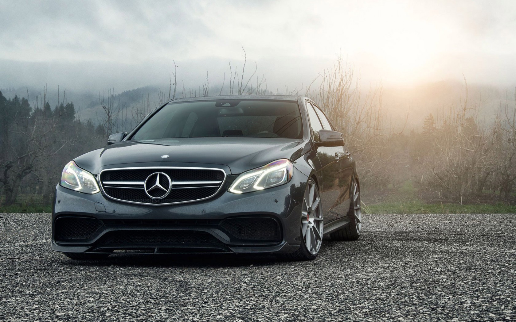 2016 Vorsteiner Mercedes Benz E63 AMG Wallpaper | HD Car Wallpapers