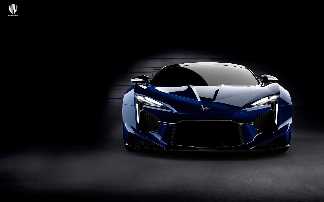 2016 W Motors Fenyr SuperSport Wallpaper