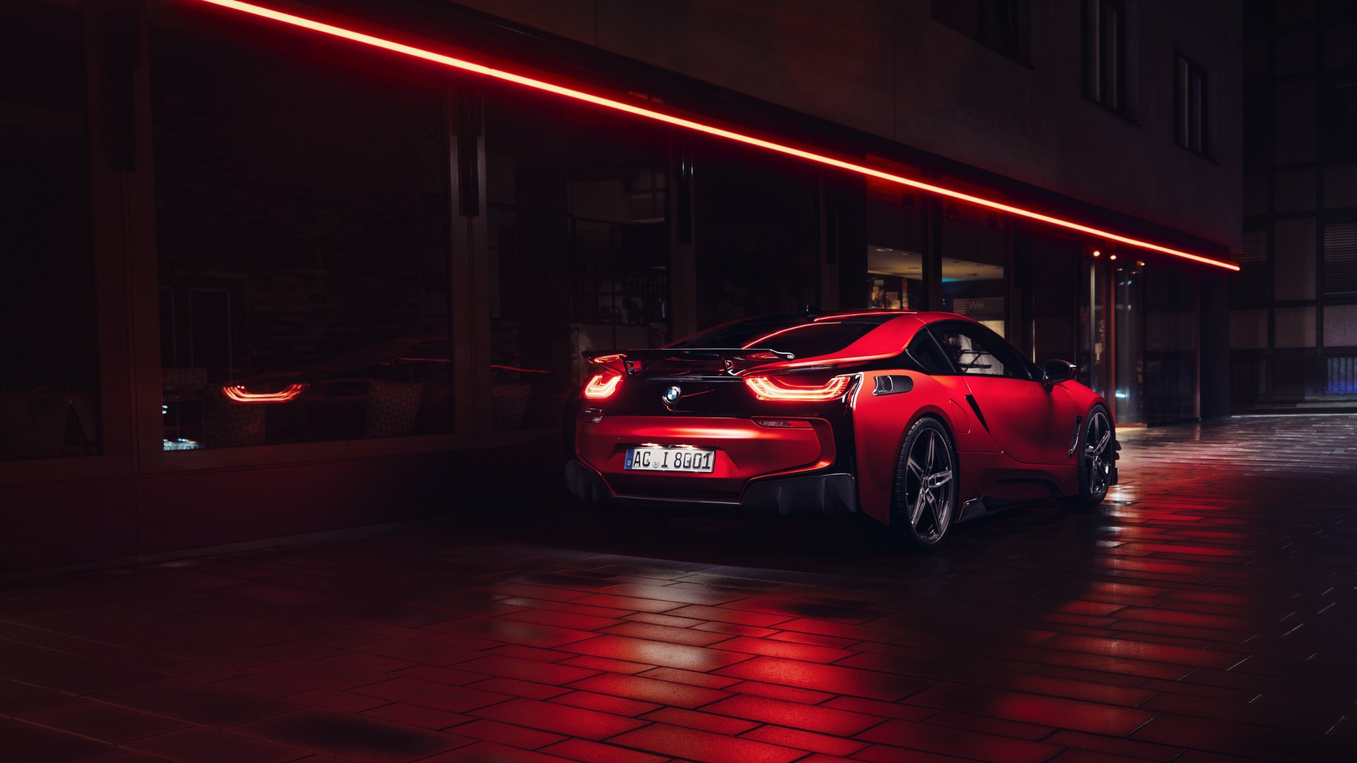 2017 AC Schnitzer ACS8 BMW i8 6 Wallpaper | HD Car ...