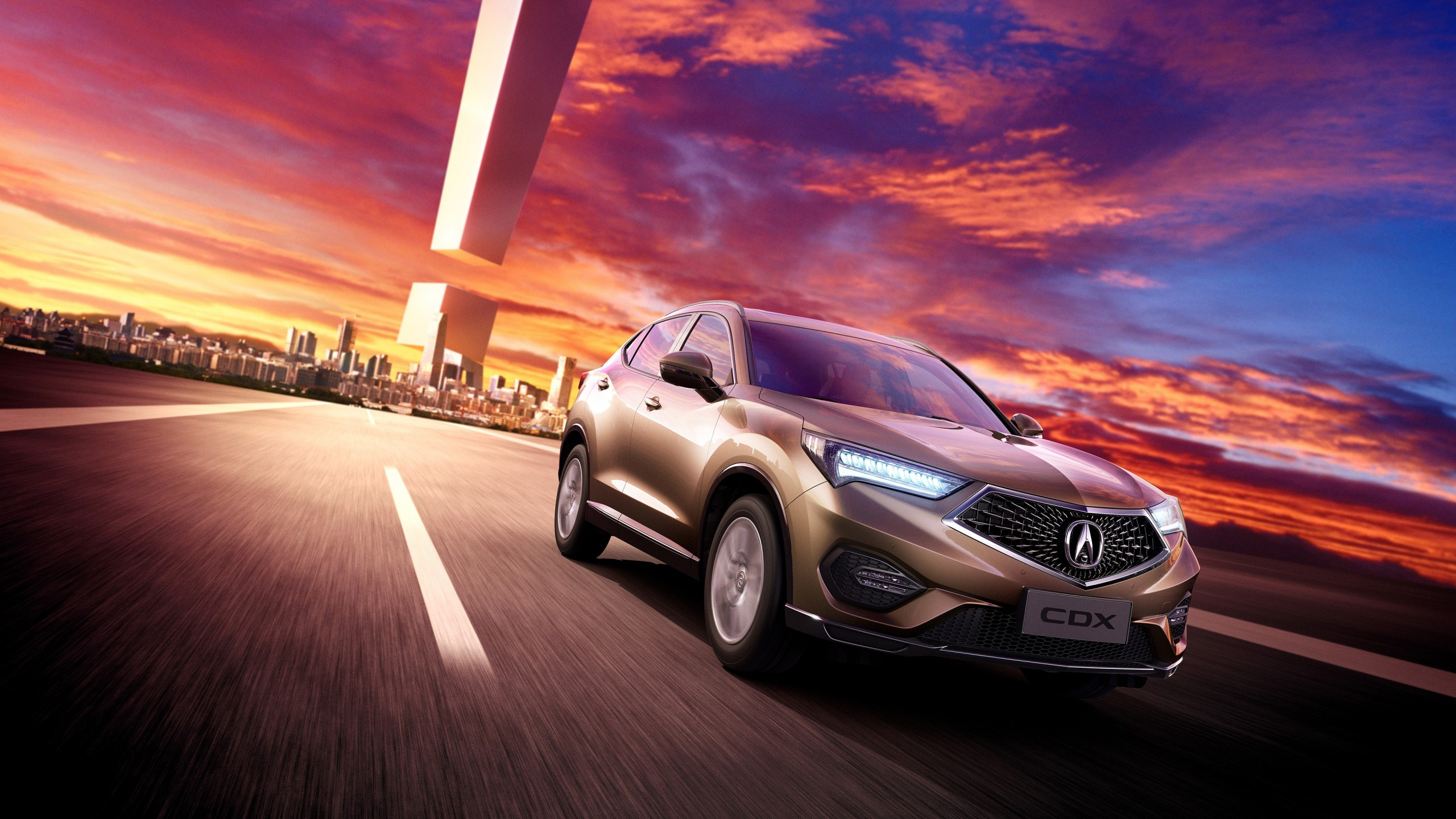 2017 acura cdx wallpaper hd car wallpapers