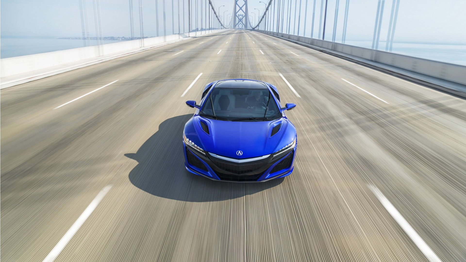 2017 acura nsx wallpaper