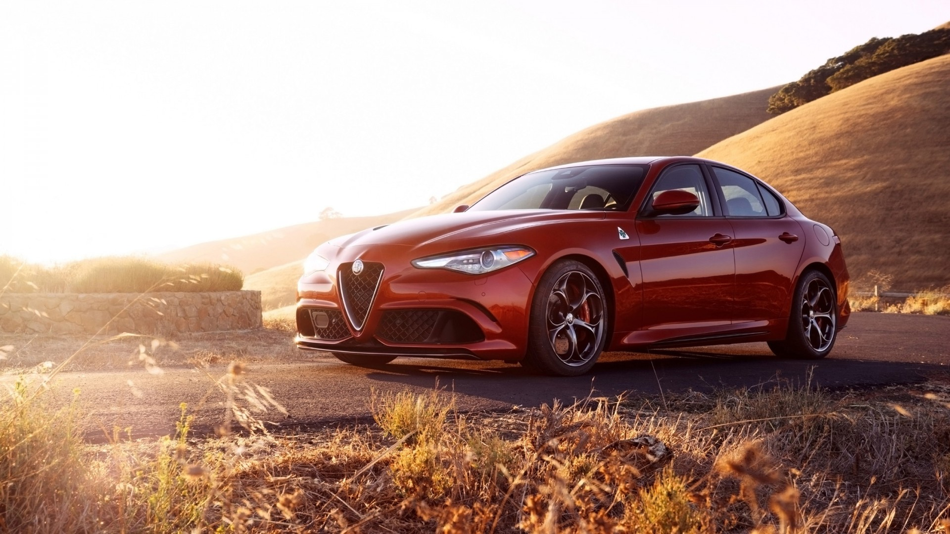 2017 alfa romeo giulia quadrifoglio 4 wallpaper hd car. Black Bedroom Furniture Sets. Home Design Ideas