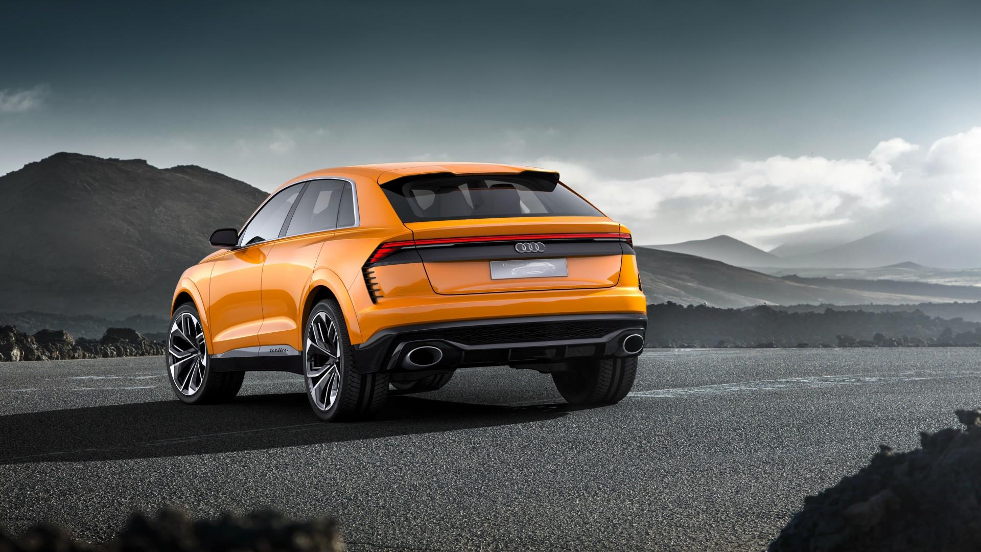 2017 Audi Q8 Sport Concept 3 Wallpaper Hd Car Wallpapers