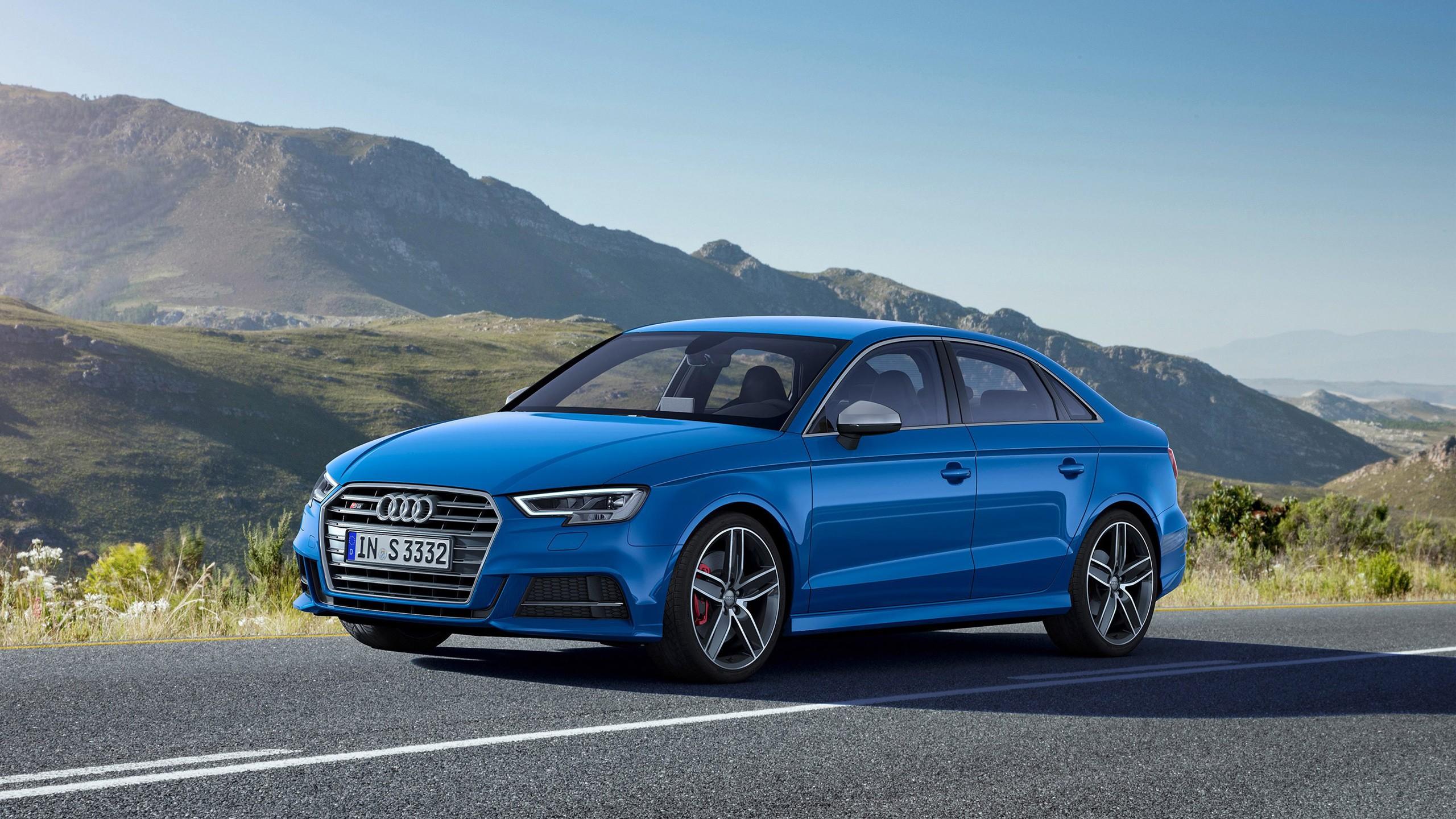 2017 Audi S3 Sedan Wallpaper Hd Car Wallpapers Id 6865