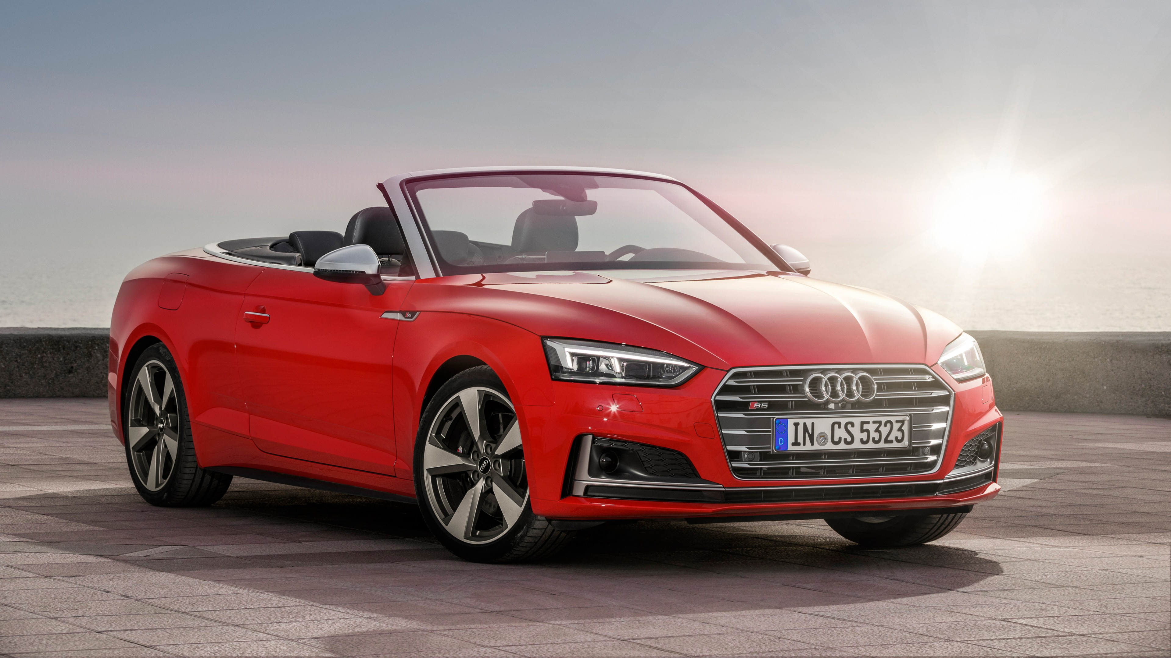 2017 audi s5 cabriolet 4k wallpaper hd car wallpapers id 7475 - Car wallpapers for galaxy s5 ...