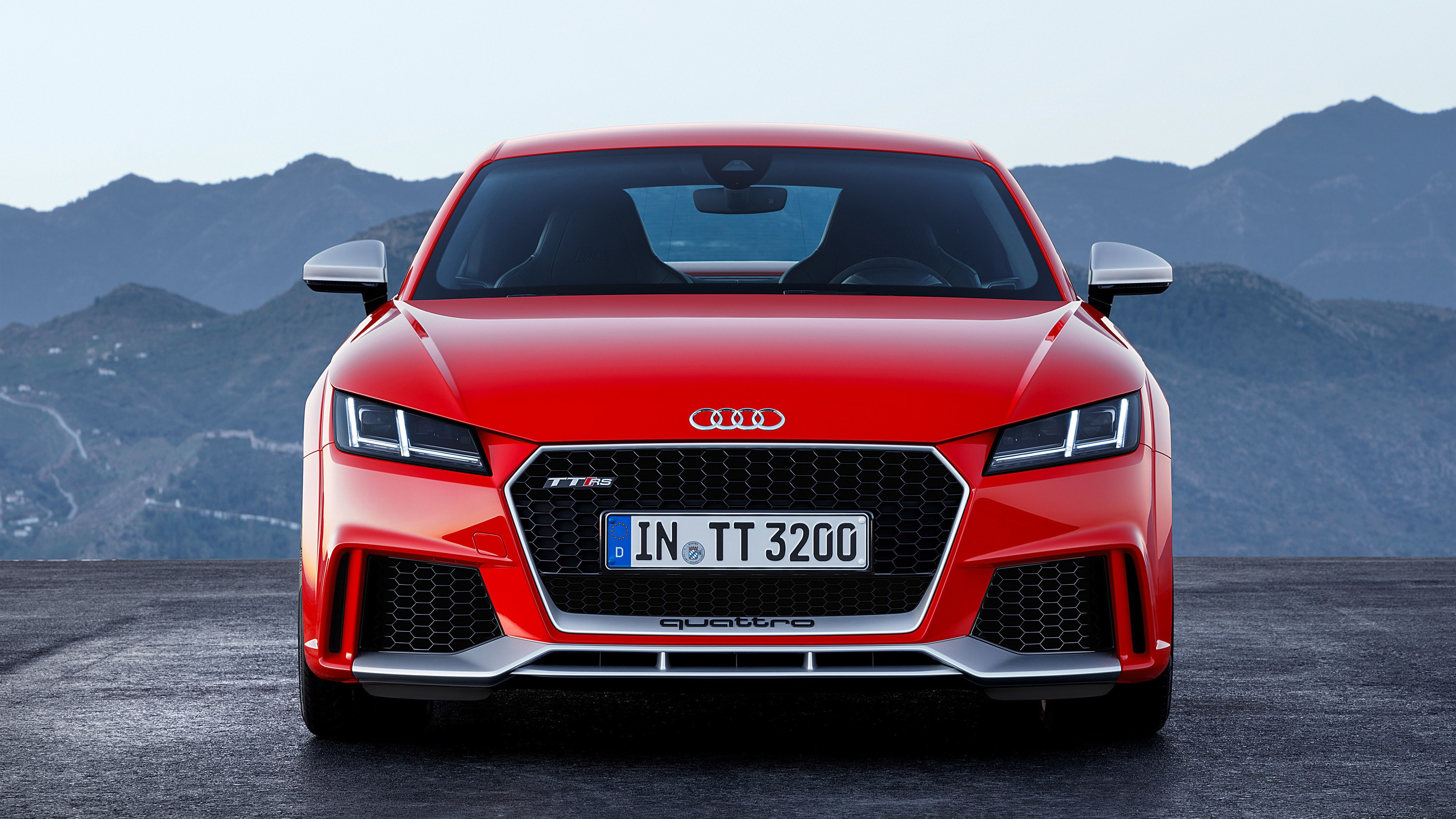2017 Audi TT RS Coupe Wallpaper | HD Car Wallpapers | ID #6486