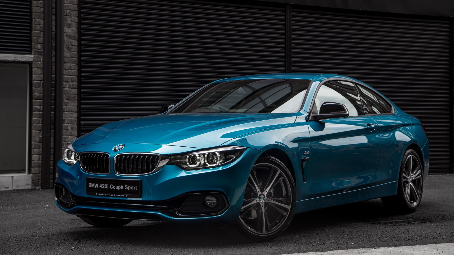 2017 BMW 4 Series Coupe 4K Wallpaper | HD Car Wallpapers ...