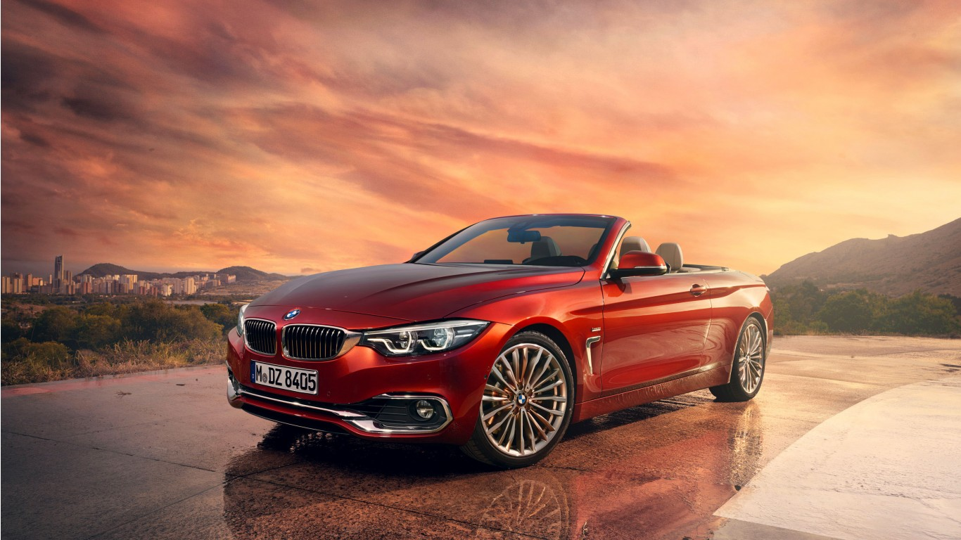 2017 BMW 4 Series Gran Coupe Wallpaper | HD Car Wallpapers