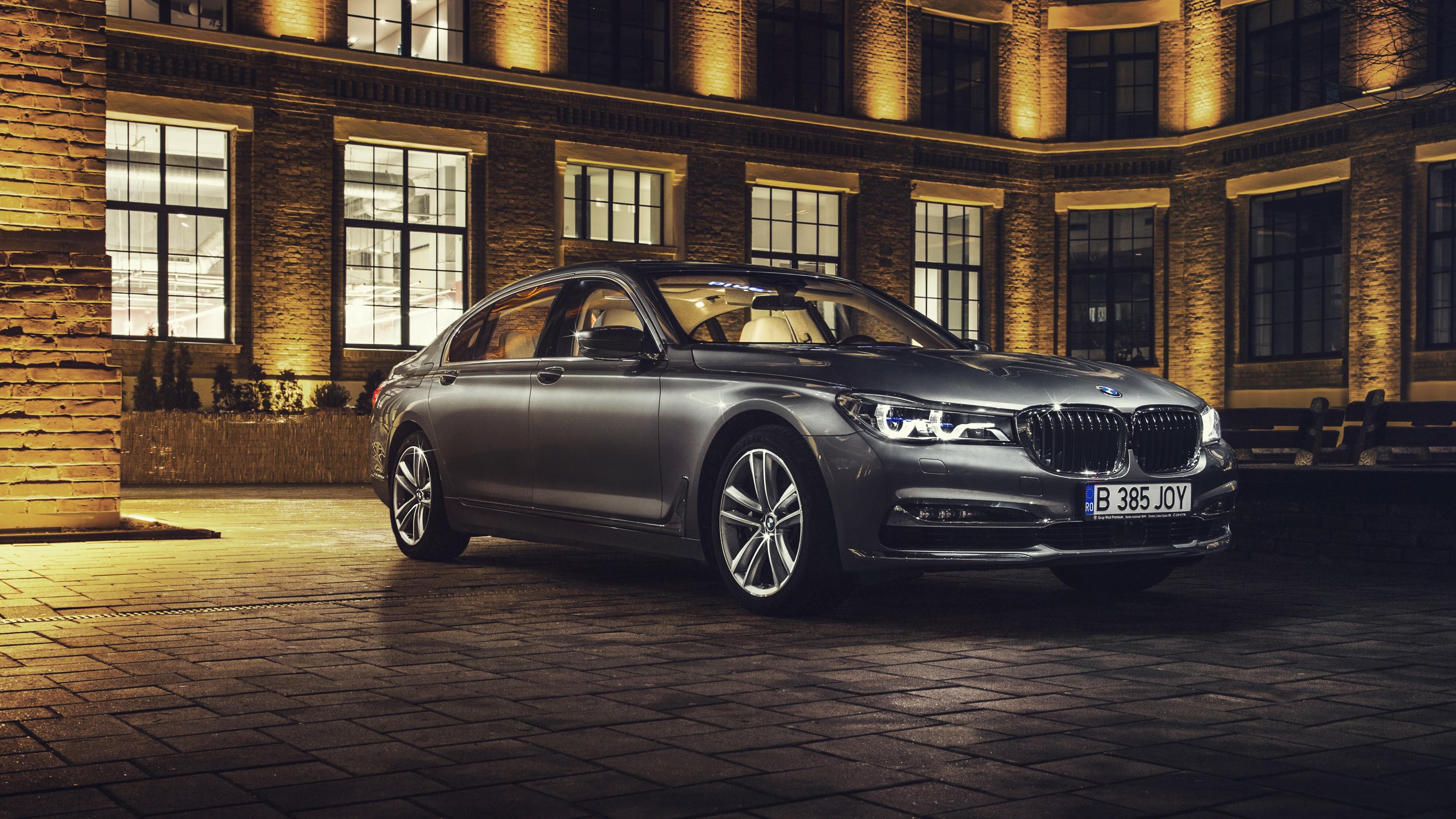 2017 BMW 7 Series Wallpaper | HD Car Wallpapers | ID #6736