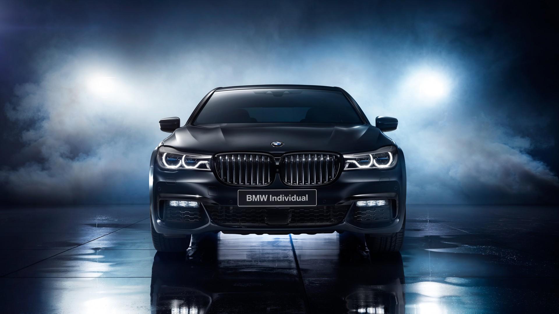 2017 BMW 7 series Black Ice Edition Wallpaper | HD Car ...