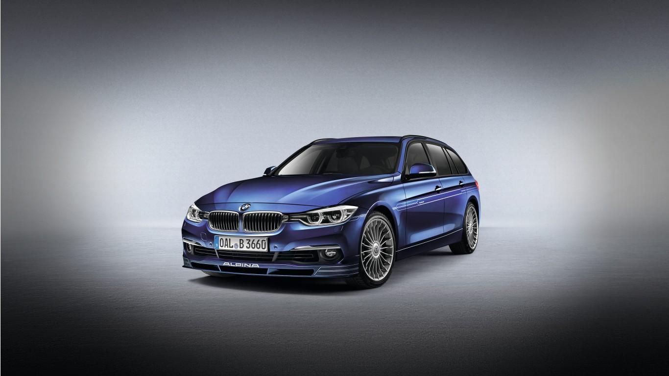 2017 BMW Alpina B3 S Bi Turbo Touring Wallpaper | HD Car ...