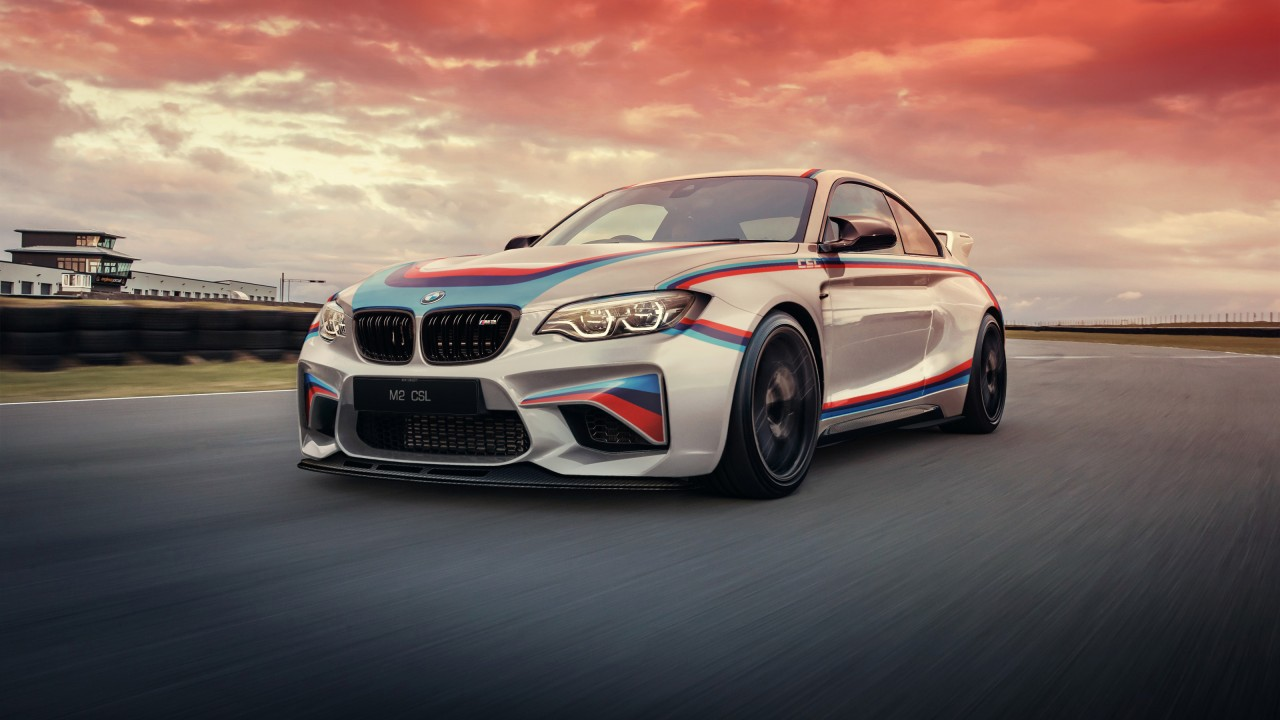 2017 Bmw M2 Csl Wallpaper Hd Car Wallpapers Id 8081