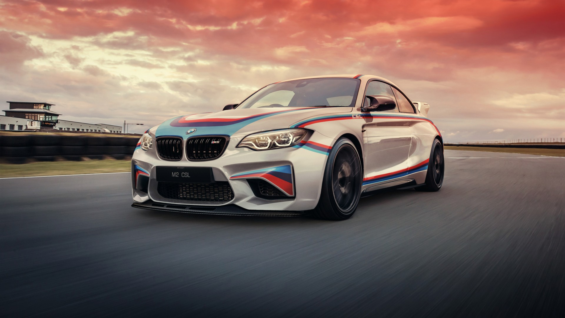 Cars Wallpapers: 2017 BMW M2 CSL Wallpaper
