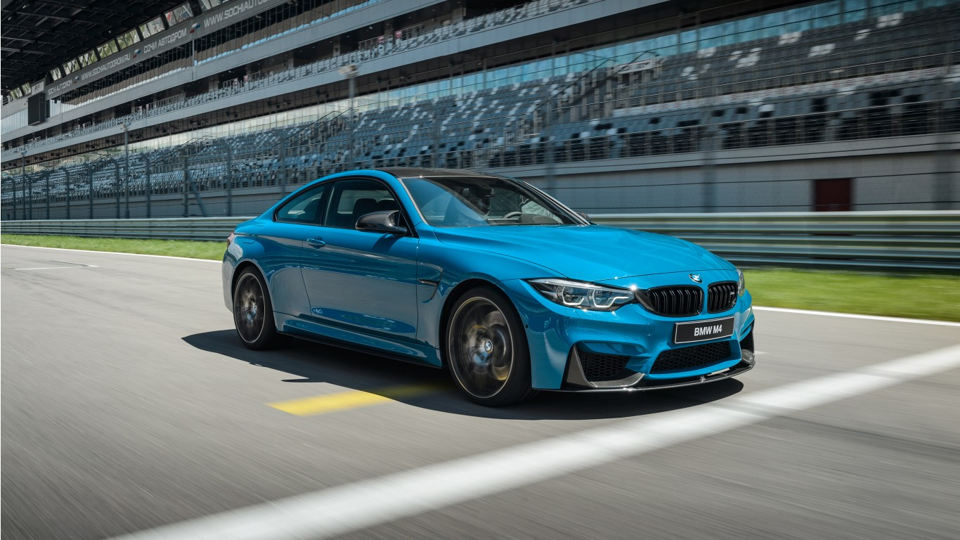 2017 BMW M4 Coupe Competition Wallpaper   HD Car ...