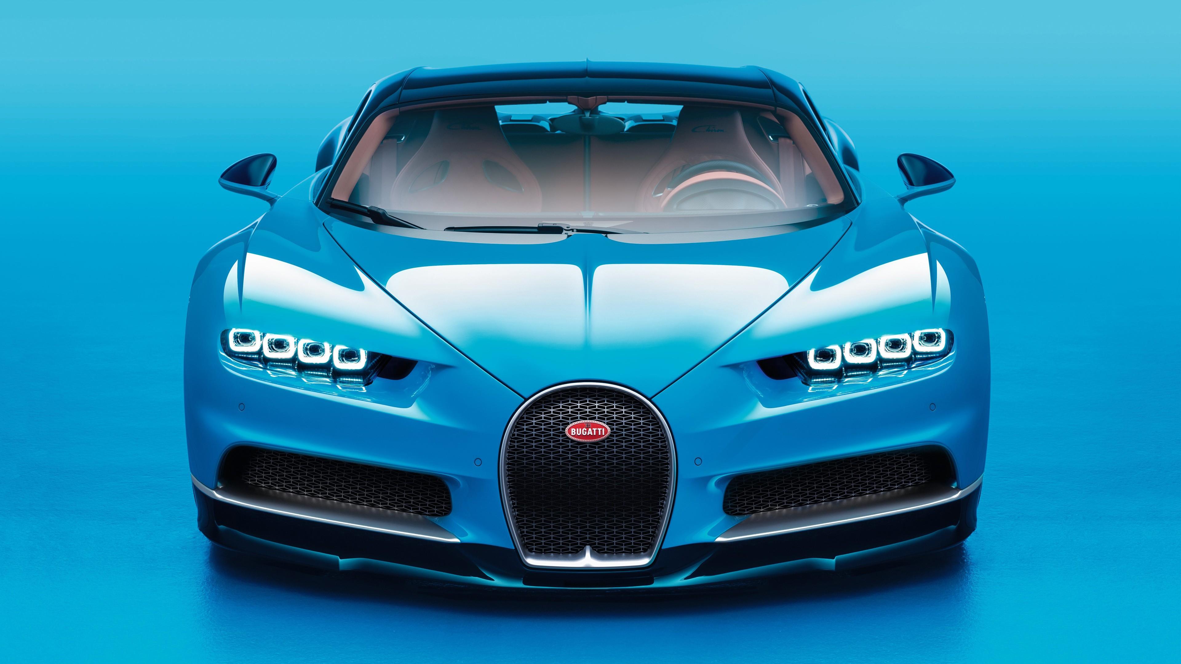 2017 Bugatti Chiron Geneva Autoshow Wallpaper | HD Car ...