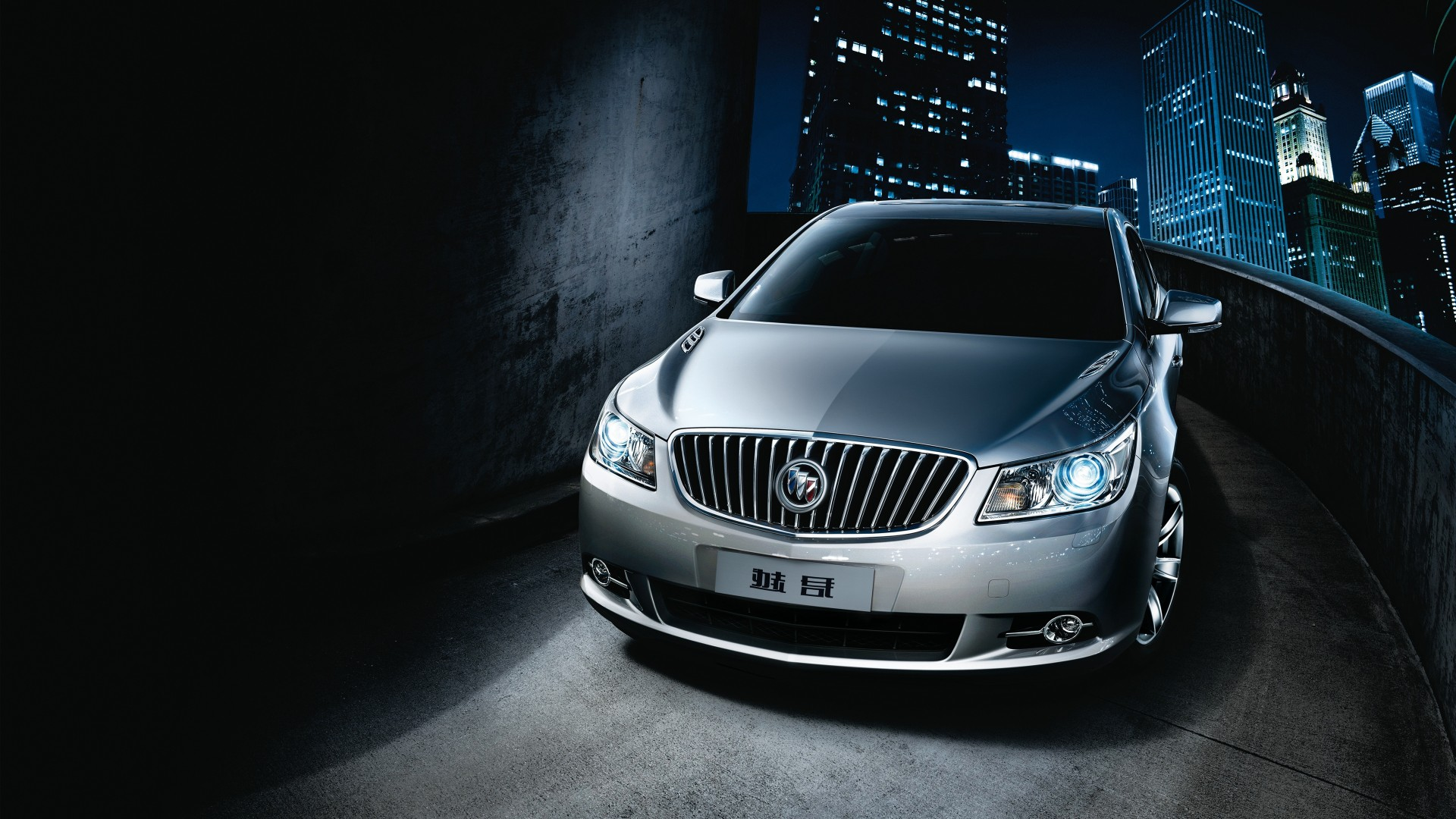 Mercedes Smart Car >> 2017 Buick LaCrosse Luxury Sedan Wallpaper | HD Car ...