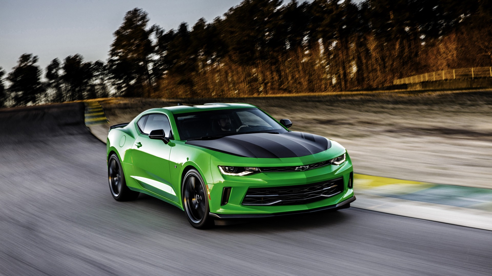 2017 Chevrolet Camaro 1LE Wallpaper | HD Car Wallpapers | ID #7045